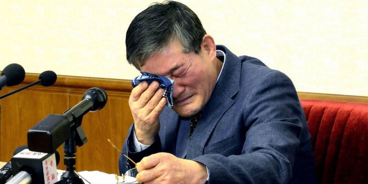 """Los """"otros"""" cuatro Otto Warmbier que están condenados a trabajos forzosos en Corea del Norte"""