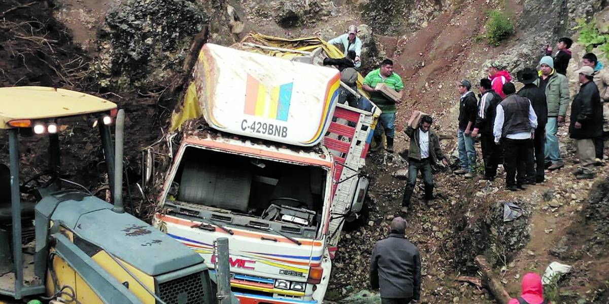 Primera tragedia de la temporada de lluvia deja 11 fallecidos
