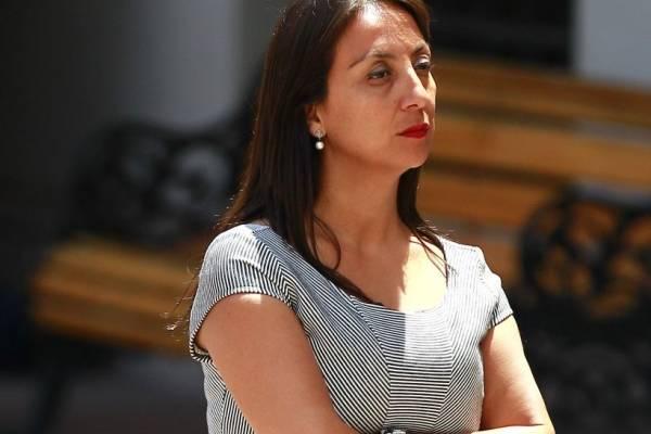 Cecilia Pérez. Agencia Uno