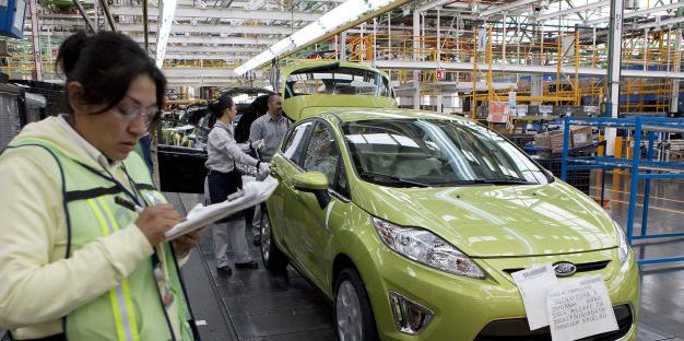 Ford cancela producción del Focus en México; ahora lo hará en China