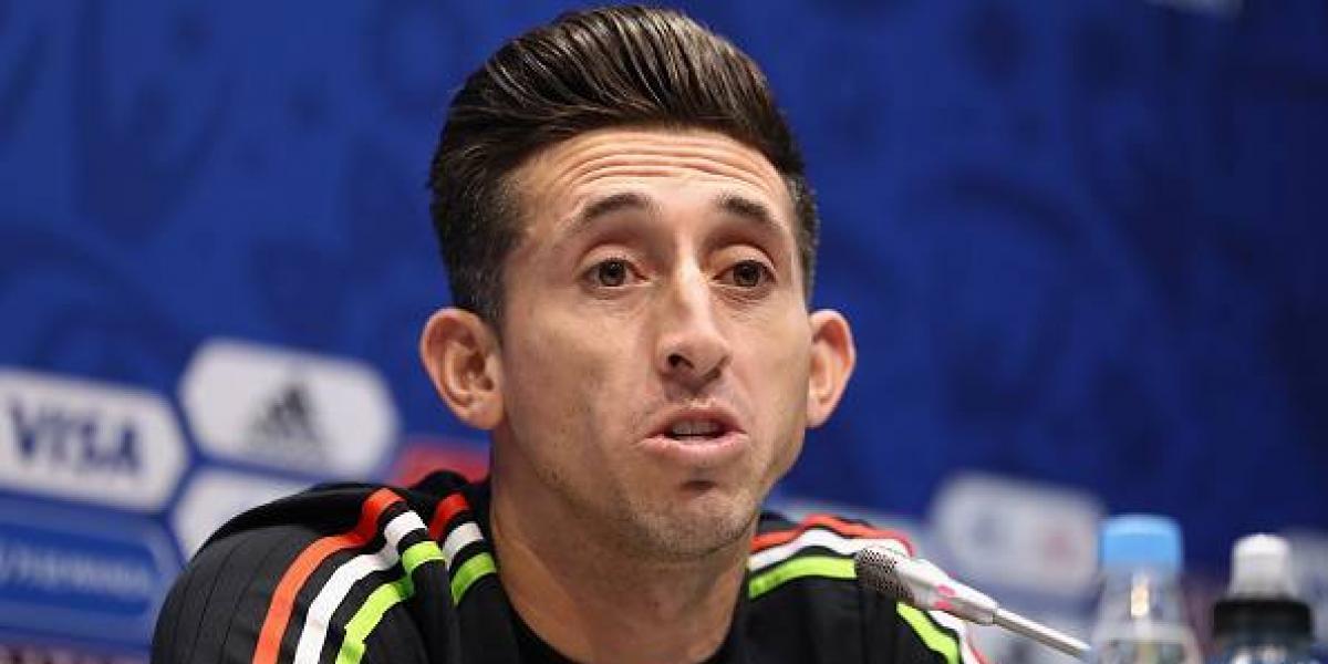 La Confederaciones debe ser una vitrina para el futbolista mexicano: Herrera