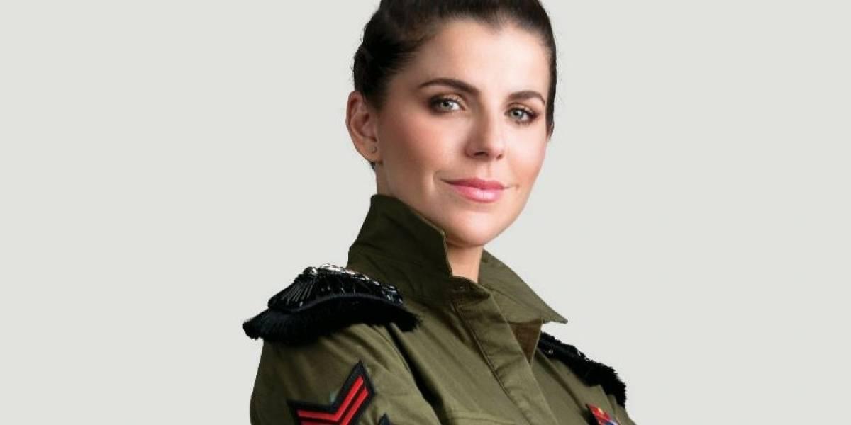 Las razones por las que María Fernanda Yepes no gusta como presentadora de 'Soldados'