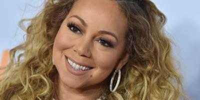 Así se burlan las redes sociales de Mariah Carey