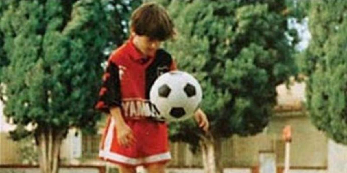 Se rompe un mito: revelan que Messi no era hincha de Newell's