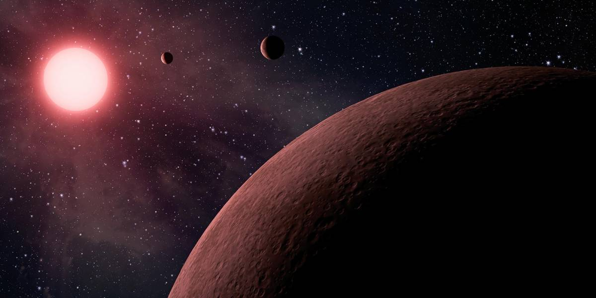La NASA descubre diez nuevos planetas que podrían albergar vida