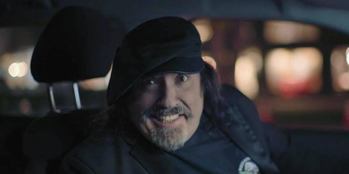 ¿El Negro Piñera como conductor de Cabify?