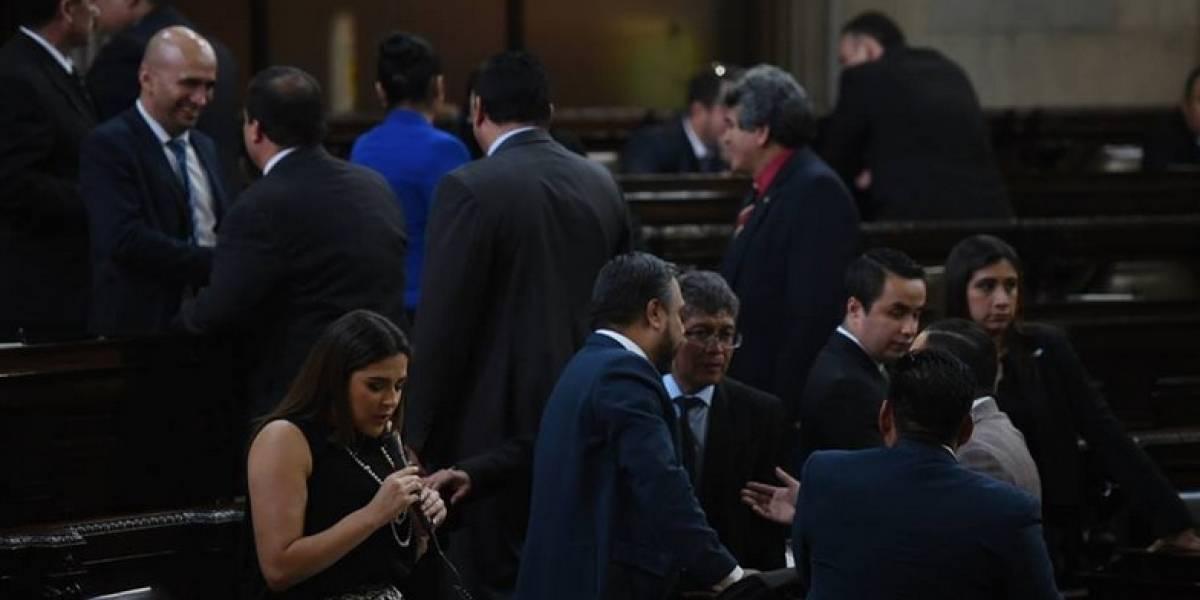Falta de acuerdos impide que diputados elijan a procurador de DD. HH.