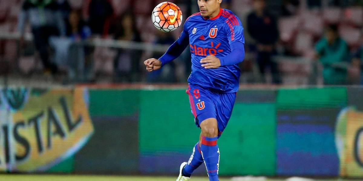 Patricio Rubio es una de las principales cartas para reforzar el ataque de Everton