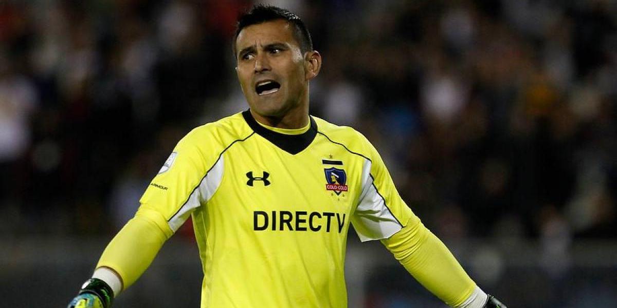 La era Justo Villar se acerca a su final en Colo Colo: ByN desvinculará al paraguayo