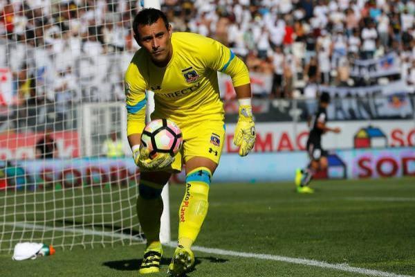 Villar ya se siente fuera de Colo Colo / Photosport