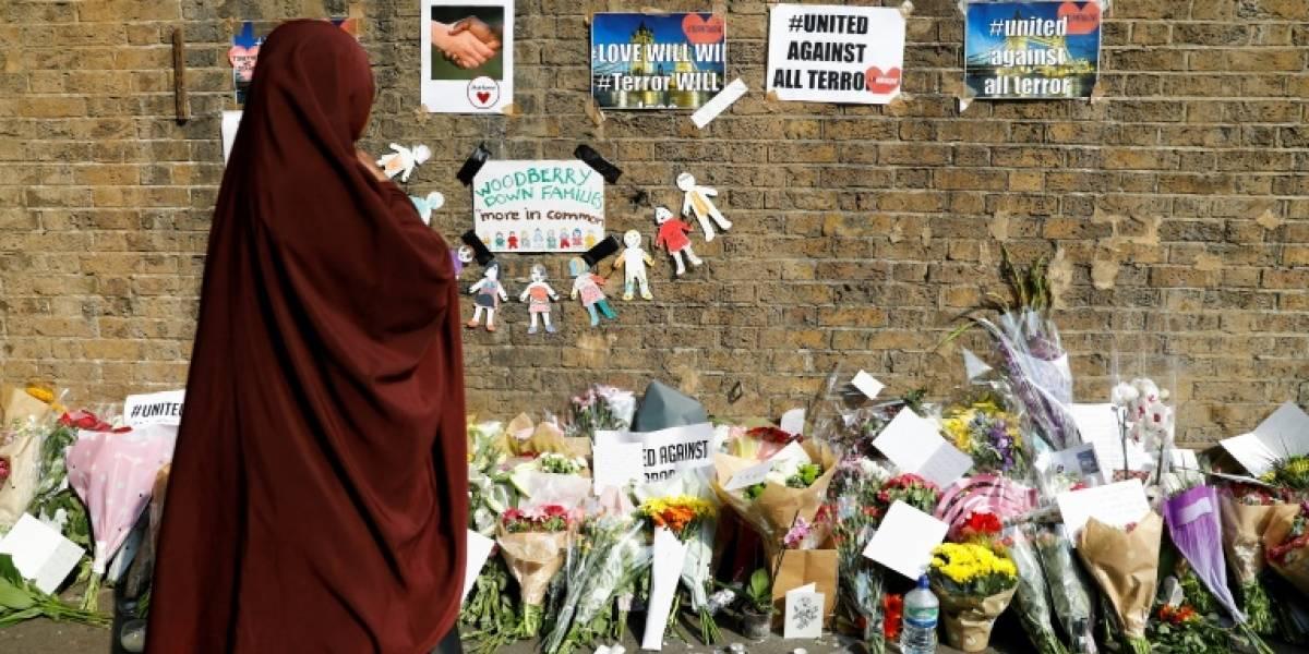 """El agresor del atentado de la mezquita en Londres sufriría de """"problemas mentales"""""""