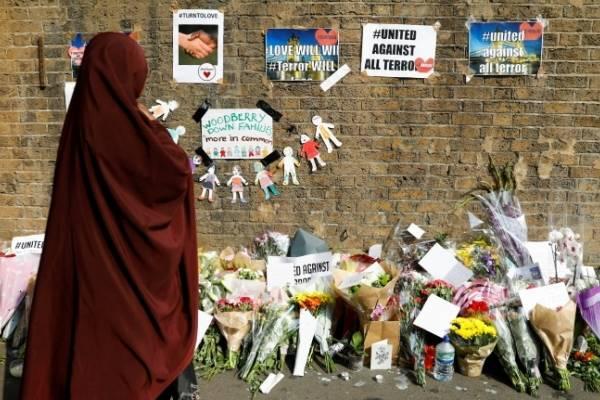 mezquita Londres ataque