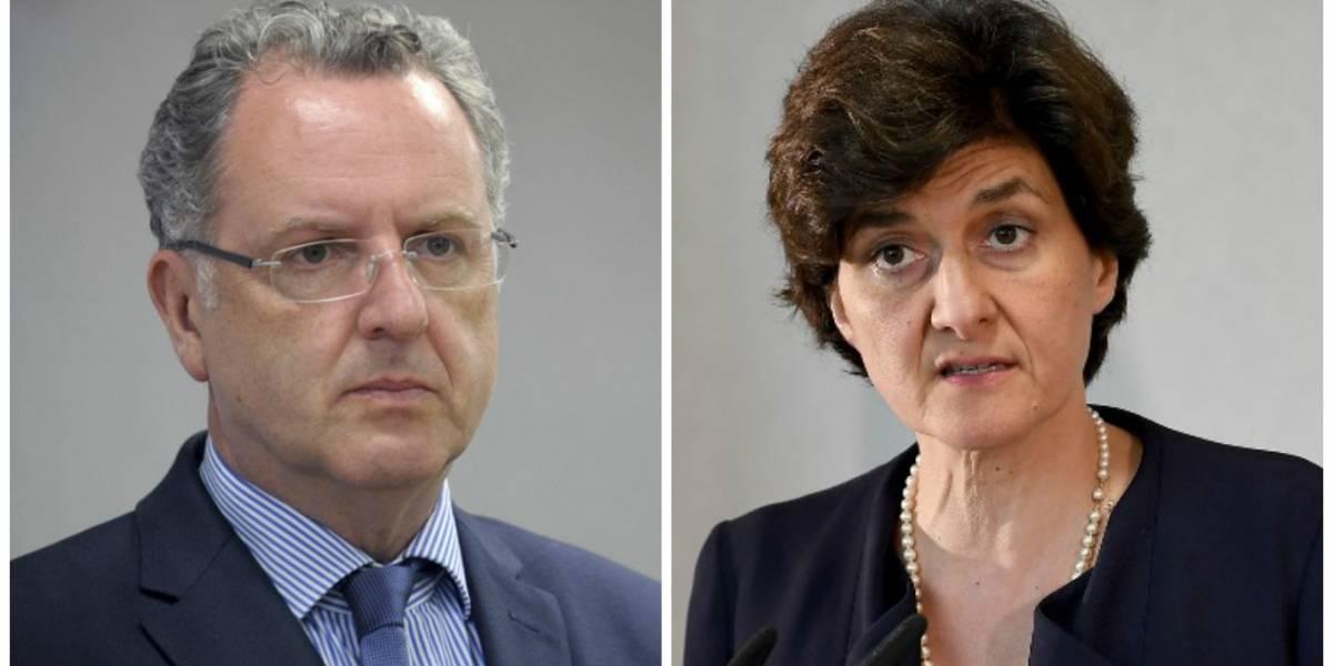 Renuncian dos ministros franceses antes de formación del nuevo gobierno