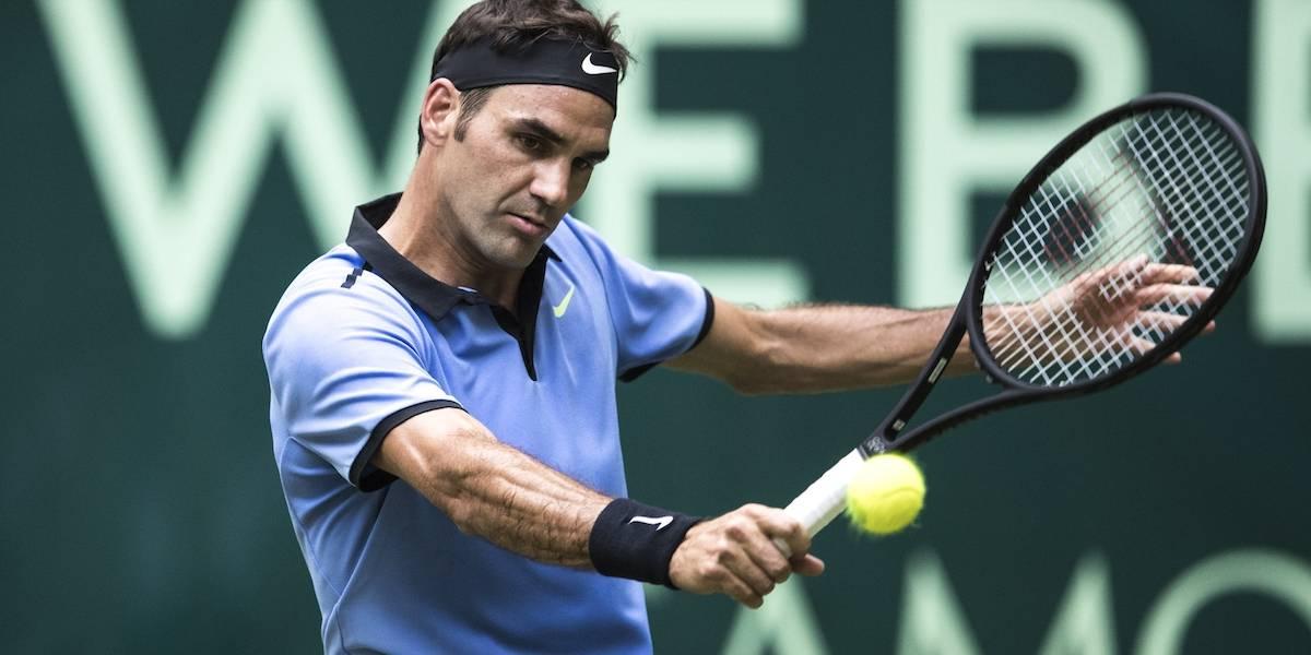 Roger Federer alcanza el triunfo mil 100 en su carrera