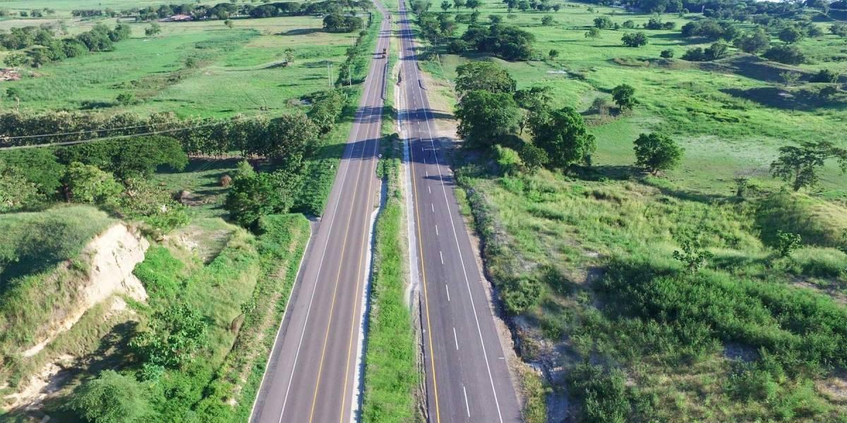 Autorizan continuar obras de la Ruta del Sol II, que estaba a cargo de Odebrecht