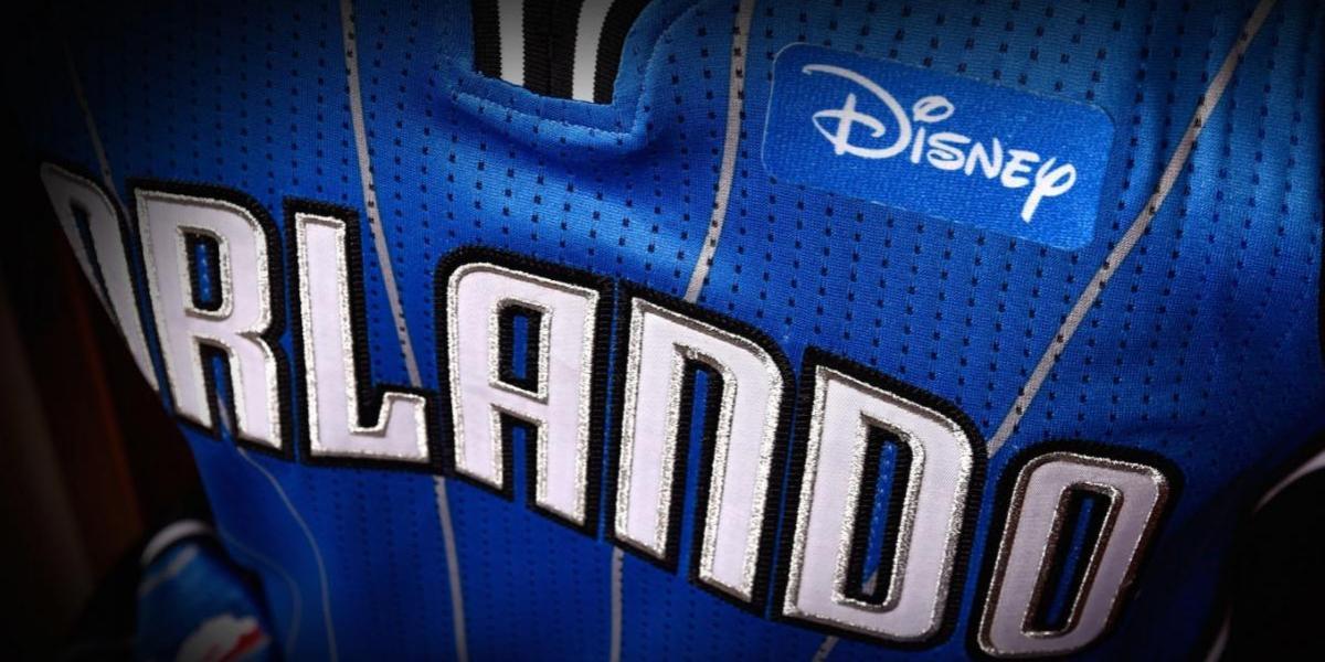 El Magic usará el logo de Disney en su uniforme