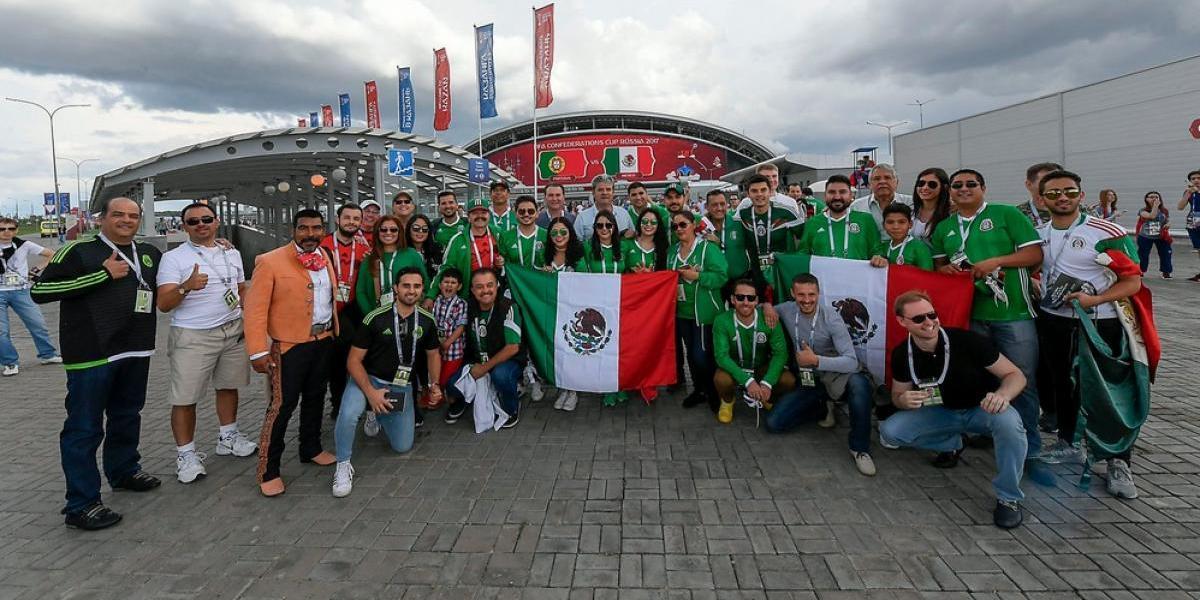 """Selección mexicana le vuelve a pedir a la afición que no griten """"eh pu…"""""""