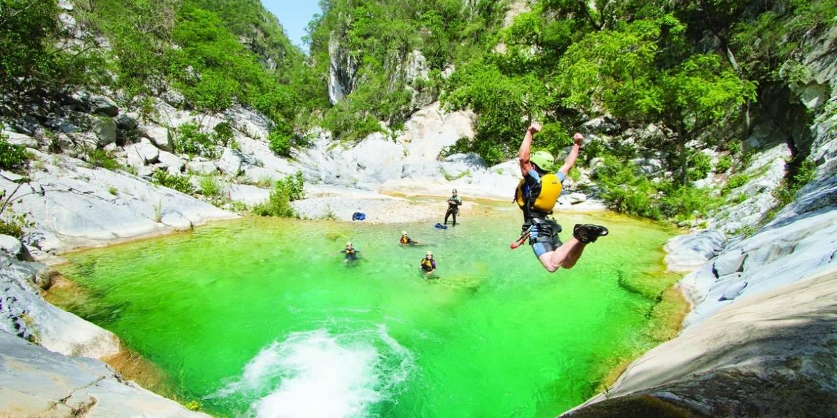 Hidrofobia, un reto lleno  de adrenalina y diversión