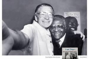 Tutu, ativista de direitos humanos na África
