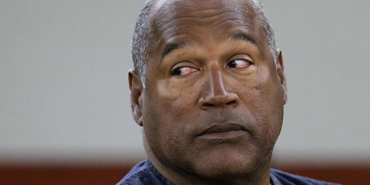 O.J. Simpson podría salir de la cárcel en octubre