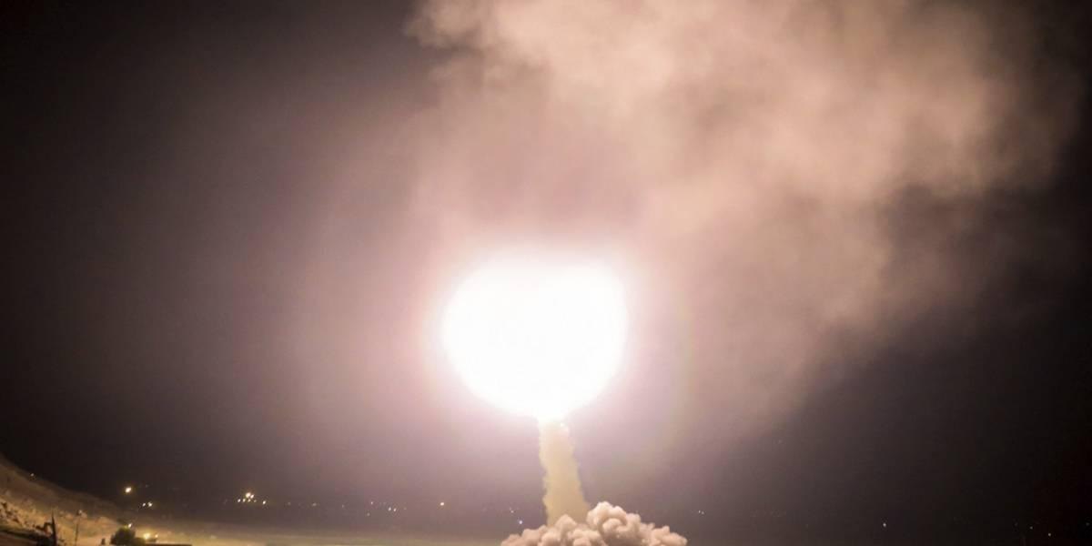 EEUU derriba dron iraní en Siria