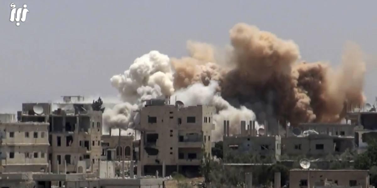 Australia suspende ataques aéreos en Siria ante advertencia de Rusia