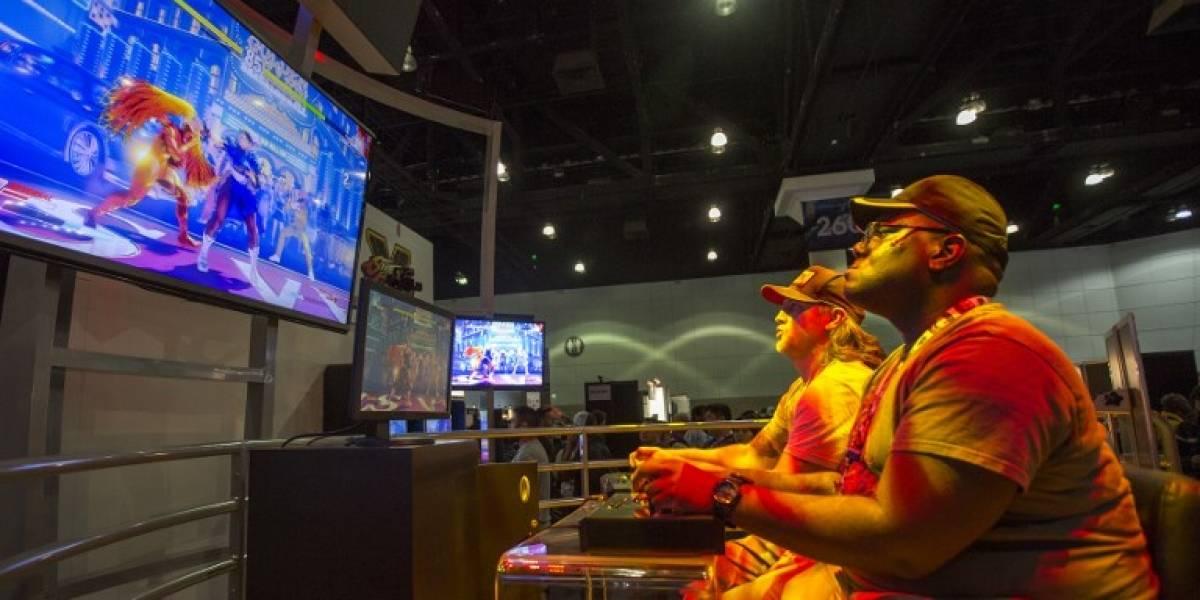 "Detalles acerca de la Expo-Tributo a ""Street Fighter"""