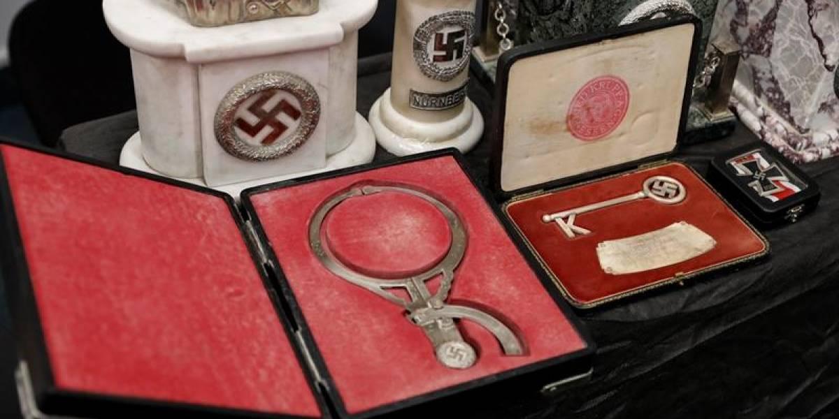 Encuentran la colección más grande de objetos nazis del mundo en una habitación secreta en Argentina