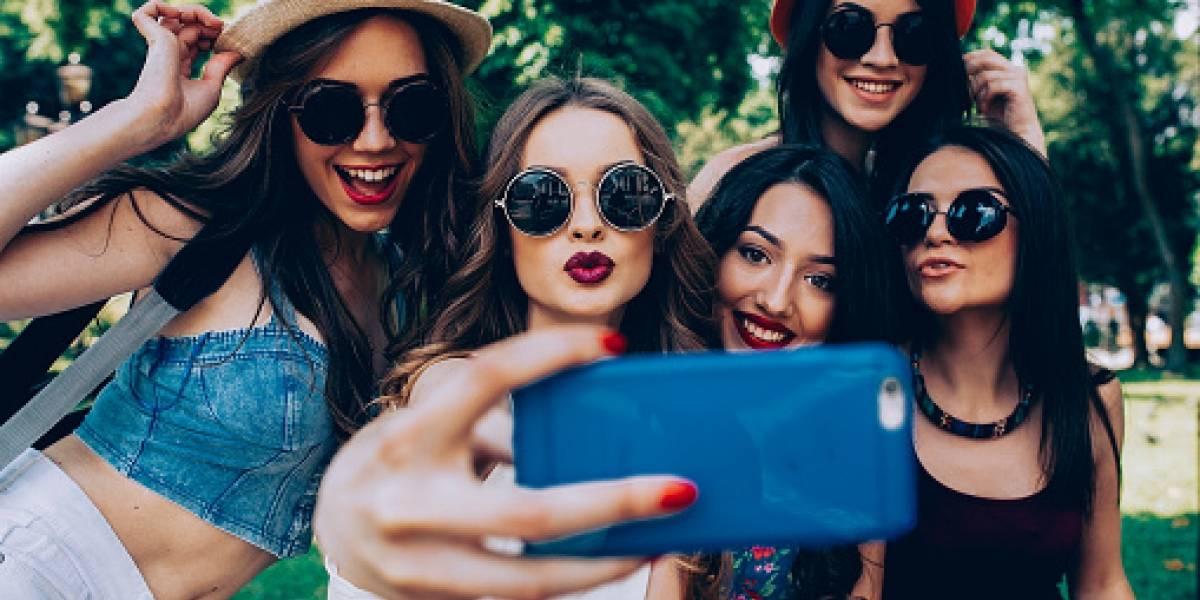 """Siete apps para """"embellecerse"""" con sus selfies"""