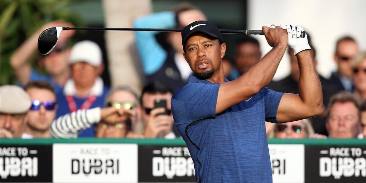 Tiger Woods rompe el silencio con una carta en Twitter