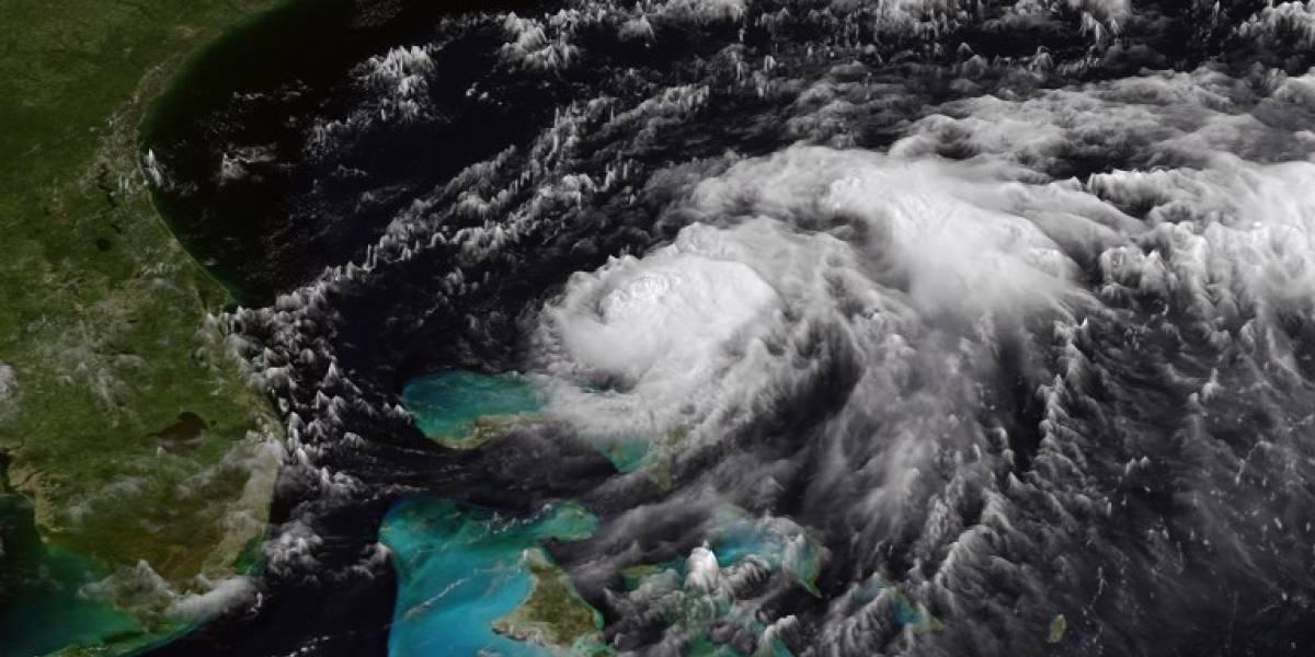 """Tormenta tropical """"Bret"""" provoca daños en costas venezolanas"""