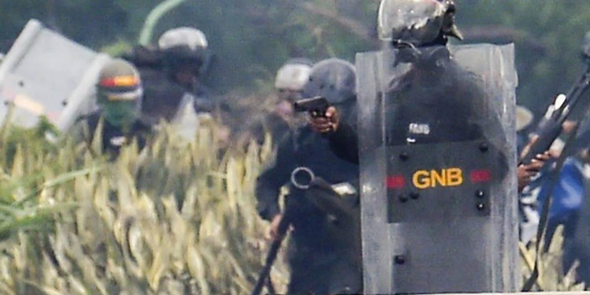 Nicolás Maduro cambia al jefe de la fuerza militar que controla las protestas opositoras en Venezuela