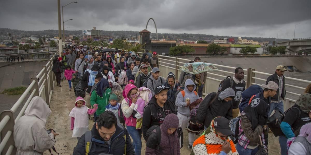 Segob reitera apoyo de México en el Día Mundial de los Refugiados