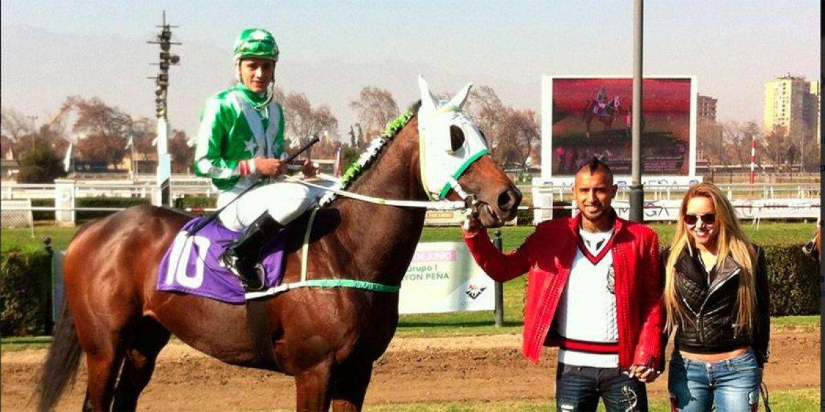 De los caballos a las limusinas: el millonario reino de Arturo Vidal en Chile