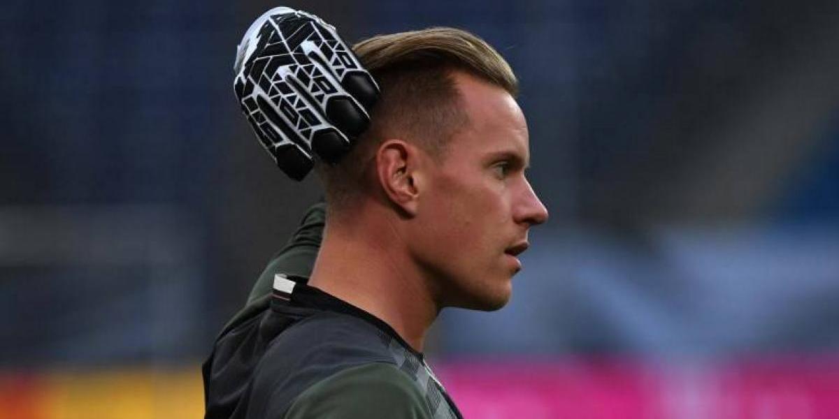 Ter Stegen es confirmado en el arco de Alemania ante la Roja