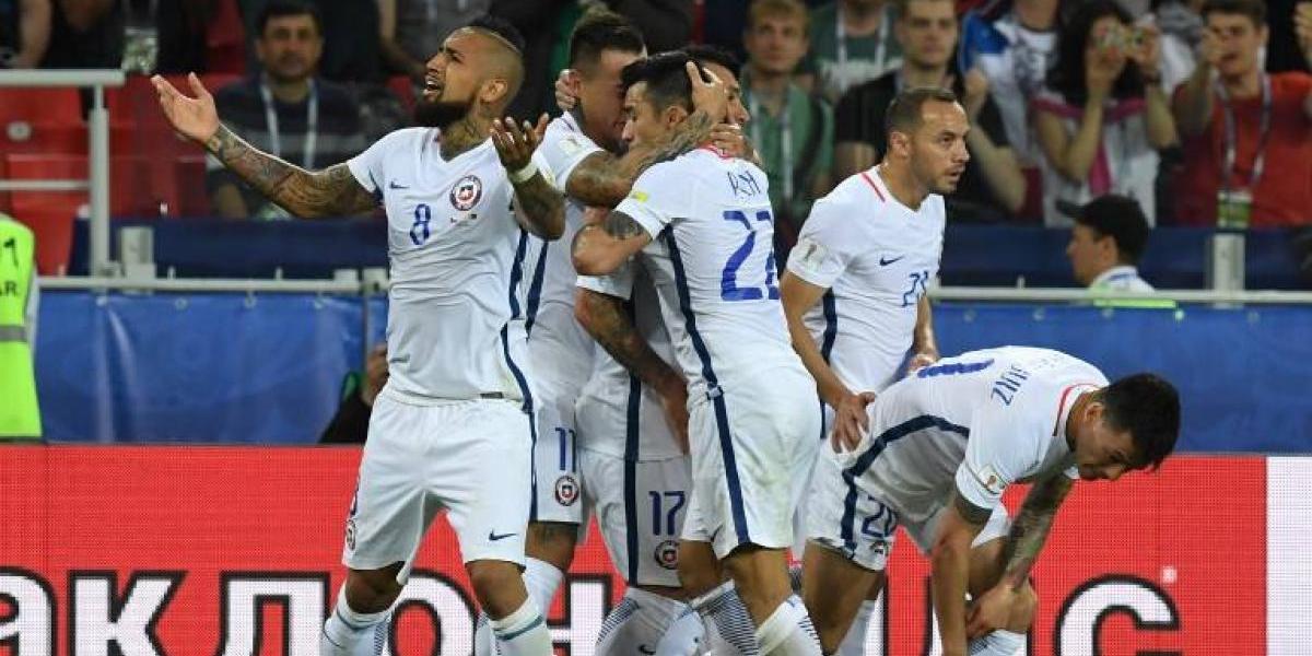 Chile, fidelidad a un estilo para conquistar la Copa Confederaciones