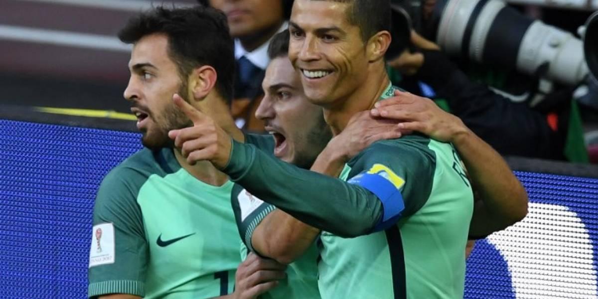 Minuto a minuto: Portugal venció por la mínima a Rusia gracias a la cabeza de Cristiano Ronaldo