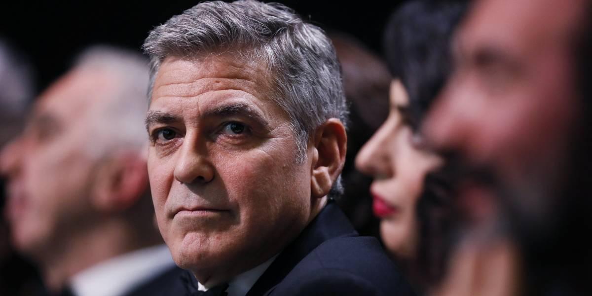 George Clooney vende marca de tequila por mil millones de dólares