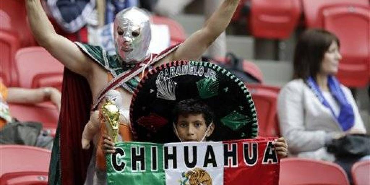 Las mejores postales del México vs. Nueva Zelanda en Copa Confederaciones