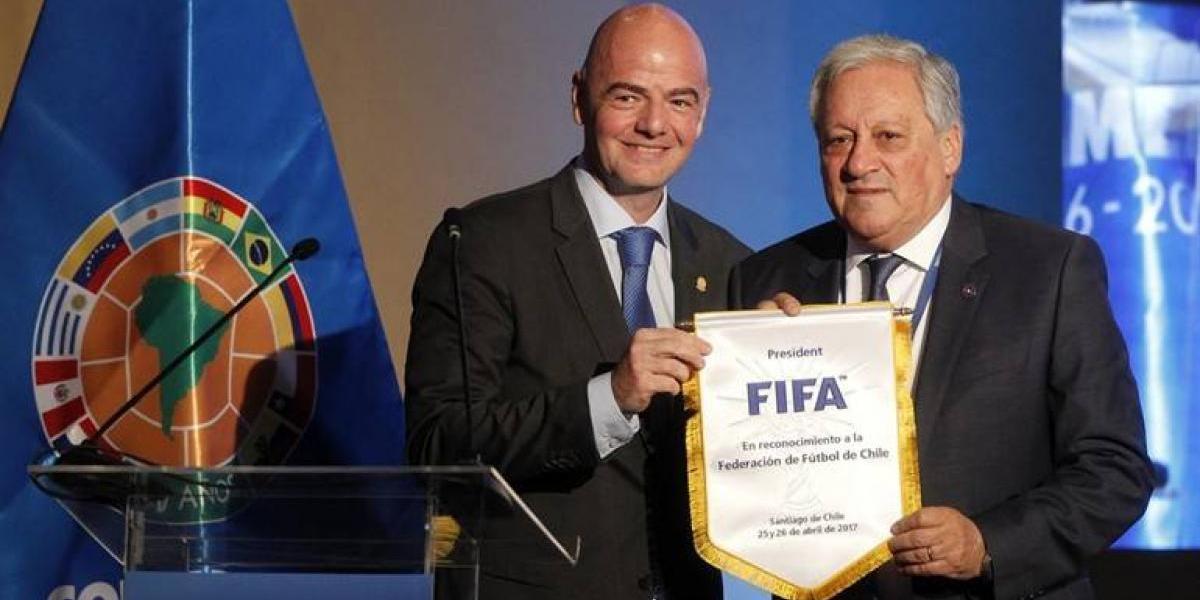 Chile buscaría 'robar' el Mundial de 2026 a México, EU y Canadá