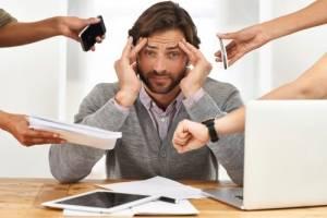 Cinco formas de reducir el estrés laboral