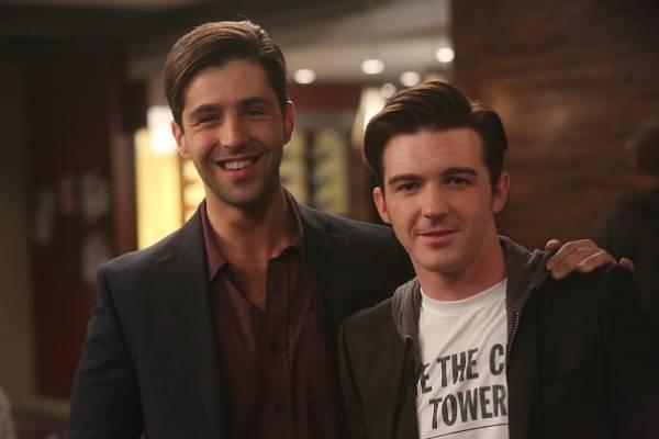 Drake Bell y Josh Peck se reconcilian