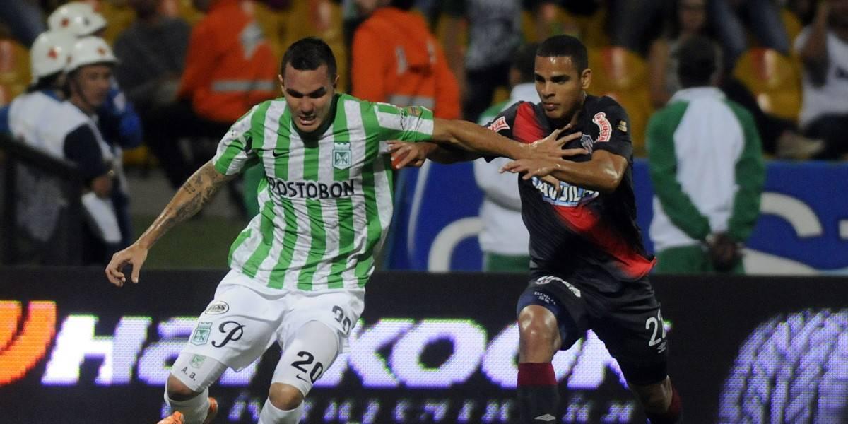 Alejandro Bernal no pasó exámenes médicos con Junior y volverá a Nacional