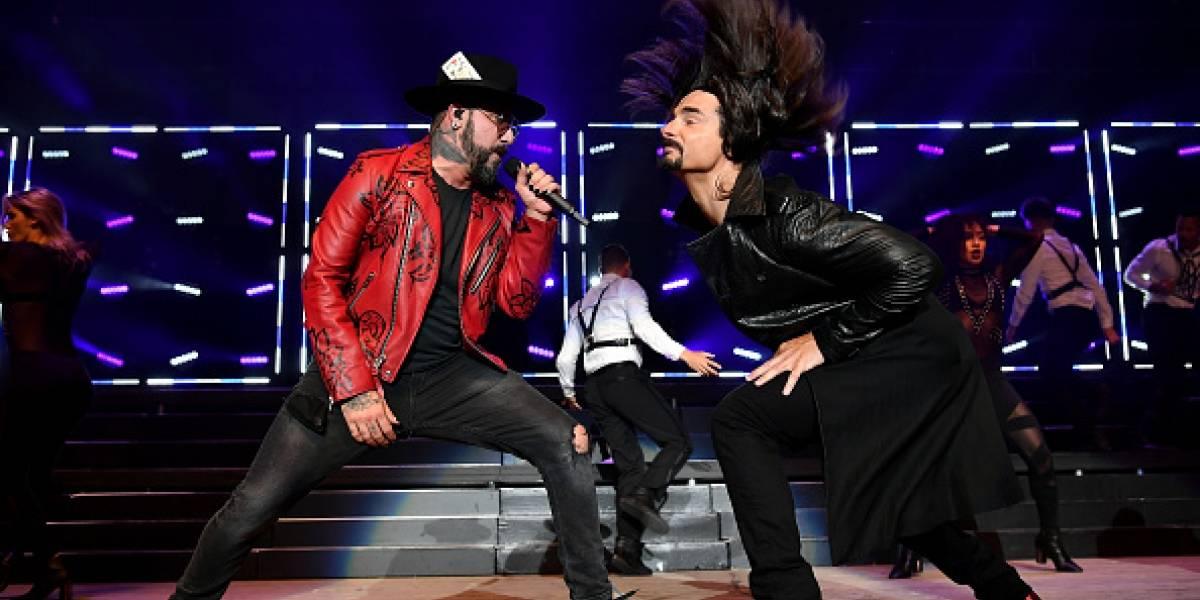Backstreet Boys y The Illusionists se presentarán en México