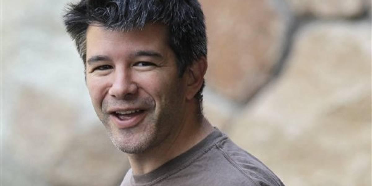 CEO y cofundador de Uber presenta su renuncia por presiones de inversionistas