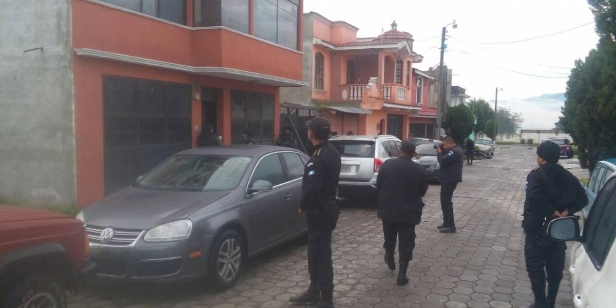 Capturan a director de área de Salud de San Marcos en operativo contra corrupción