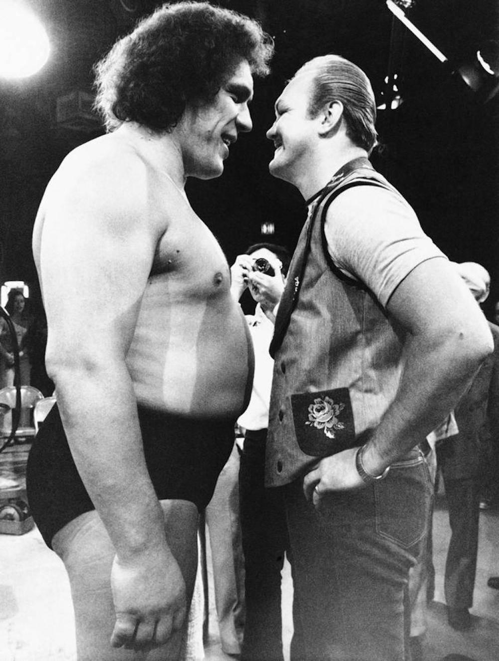 Wepner vs André el Gigante