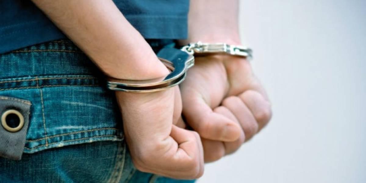 Detienen a tres jóvenes tras persecución en Gurabo