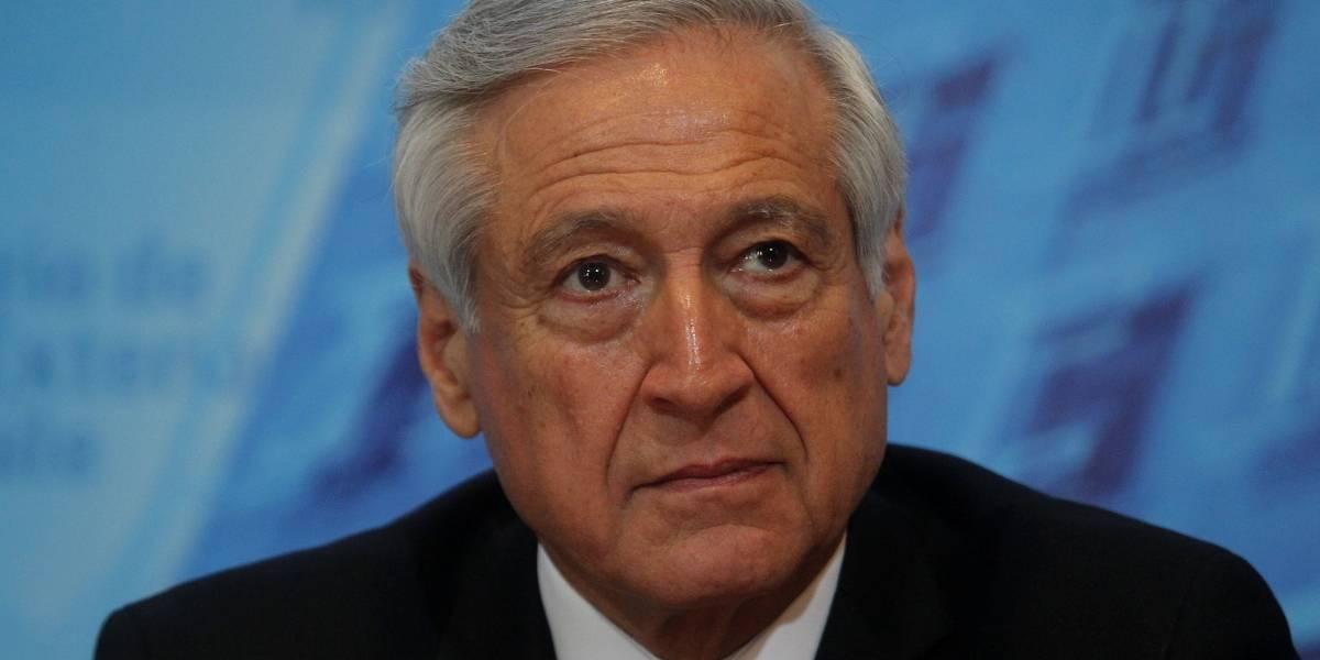 """Muñoz responde a Bolivia: """"Chile no acepta que se ventile en la OEA una situación judicial interna de mi país"""""""