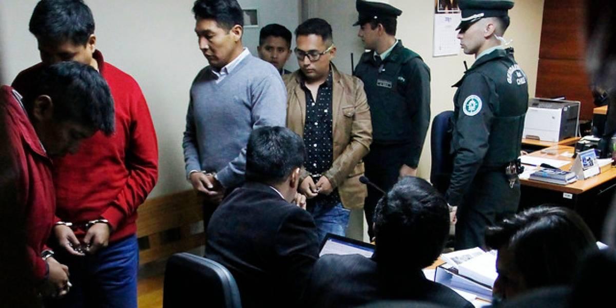 En vivo: justicia determina la expulsión de los nueve bolivianos detenidos en Chile
